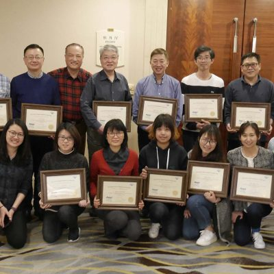 First Prosci Change Management Certification in China held by Teammax Corporation on 2018/3/7 – 9