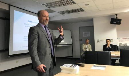 PROSCI變革管理全球資深副總裁Mark Dorsett首次來台講座!